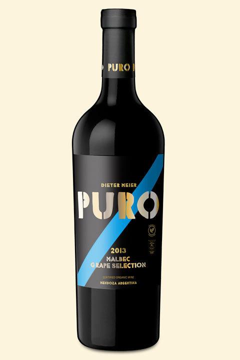 Gebinde «6 Flaschen à 0,75l PURO Grape Selection »