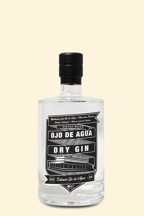 Gebinde «1 Flasche à 0,5l OJO DE AGUA DRY GIN»