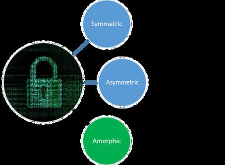 Amorphic Encryption