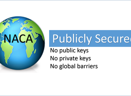 NACA: Publicly Secured