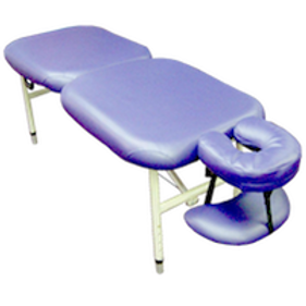 Mini-Me is the Lightest portable massage table. Weighs only 6.5kg yet stron and comfy
