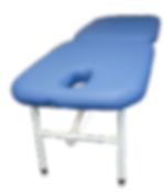 Lightest weight portable massage table. The Atmosphere weighs from only 6.5kg yet super strong and confy