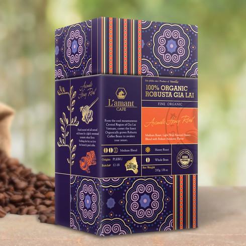 L'amant Cafe Organic Beans