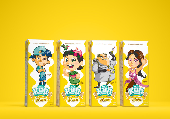 KUN Cookies & Cream