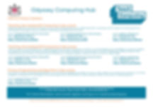 Odyssey Computing Hub Primary Courses -