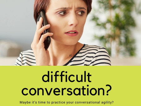 How good is your conversational agility?