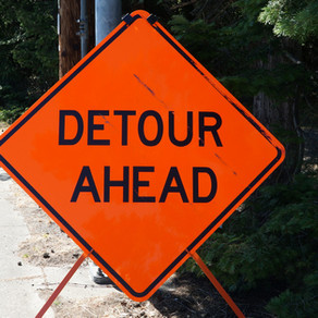 Detours: Short Cuts or the Long Way?