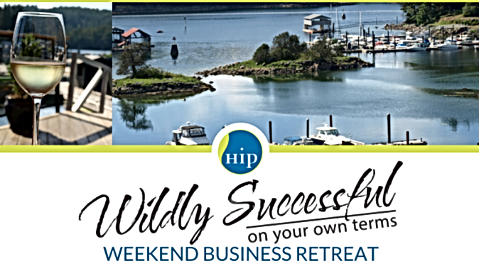 HIP Strategic Wildly Successful weekend business retreat