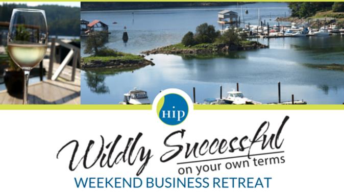 HIP Strategic Wildly Successful weekend business retreat