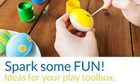 Spark some Fun! Ideas for Brain Breaks.