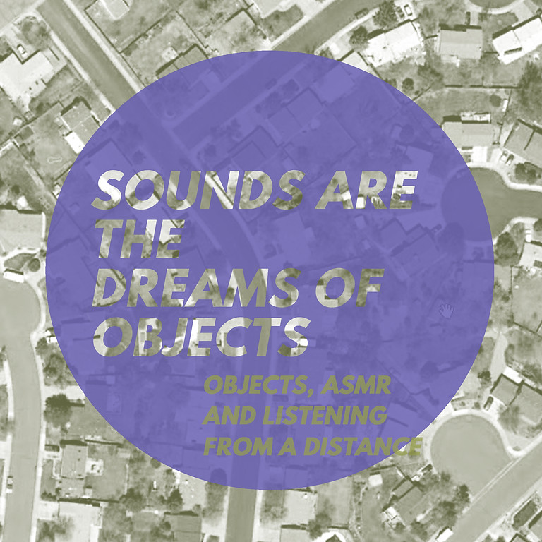 EP02: Sounds Are the Dreams of Objects