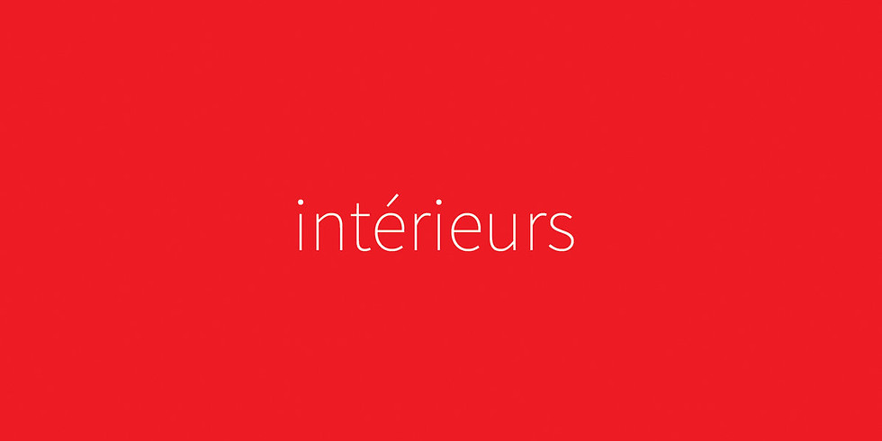 EP09: Intérieurs, 2020