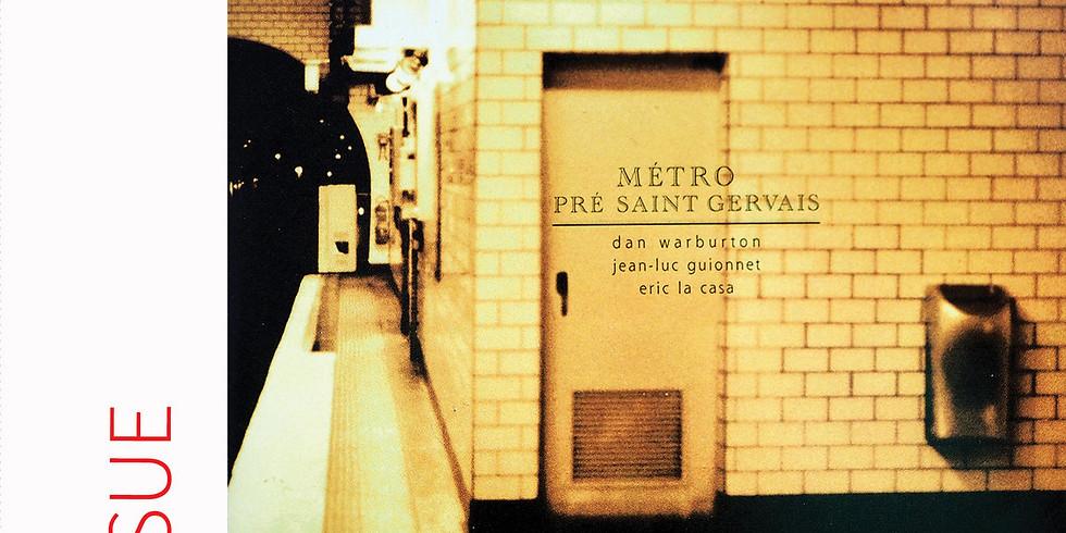 EP01: Métro, Pré Saint-Gervais, 2001