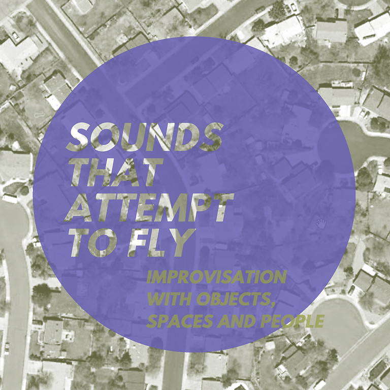 EP03: Sounds That Attempt to Fly