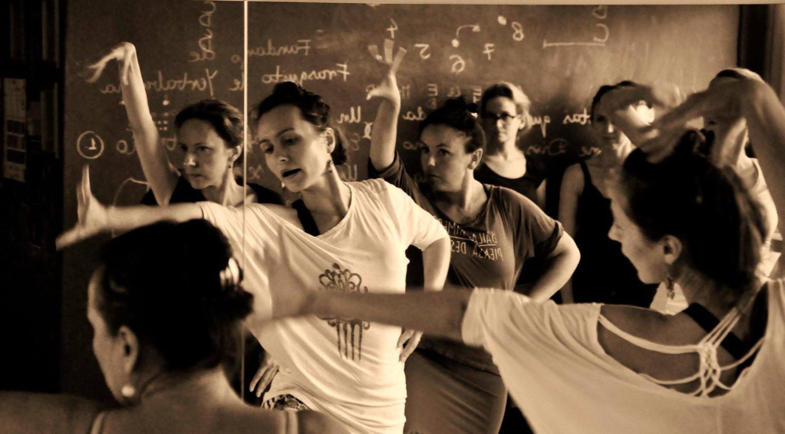 Flamenco entre les amis