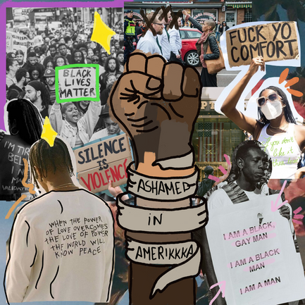 Ashamed in Amerikkka: How Chicago Rapper Woes Transgresses Existing in a Genre During BLM