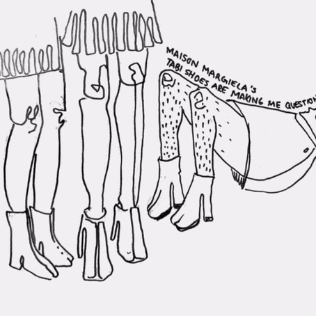Maison Margiela's Tabi Shoes Makes Me Question Myself