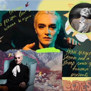 Three Singing Stones And A Sharp Sense Of Humor  Presents Locate S,1's Personalia