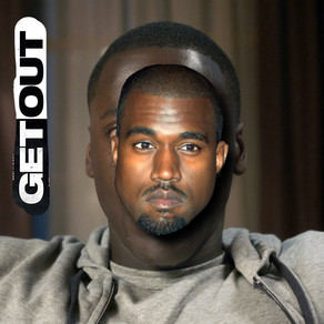 Is 'Get Out' based on Kanye West? Spoiler alert: the answer doesn't matter.