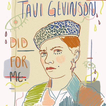 What Tavi Gevinson Did For Me