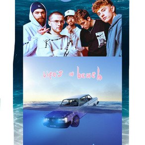"""easy life Provides Us Our Dream Summer Soundtrack with """"life's a beach"""""""
