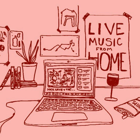 How Can You Access Live Music During Quarantine