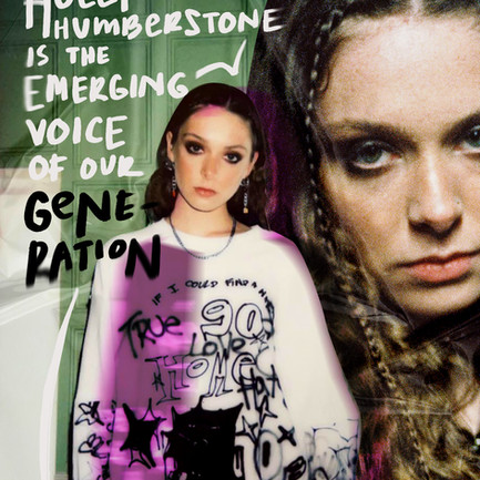 Q&A with Holly Humberstone, the Emerging Voice of Our Generation