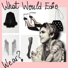 What Would Edie Sedgwick Wear In This Day and Time?