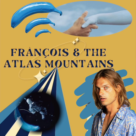 On Breakups, Nomadic Lifestyle and Bank Investors, An Interview With François & The Atlas Mountains