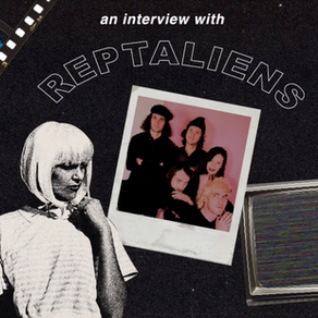 Some Things Conspiratorial, Some Things Cosmic: An Interview With Our November Muse Reptaliens