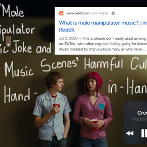 The Issue of Our Music Scenes' Harmful Culture— Told Through the 'Male-Manipulator Music' Joke