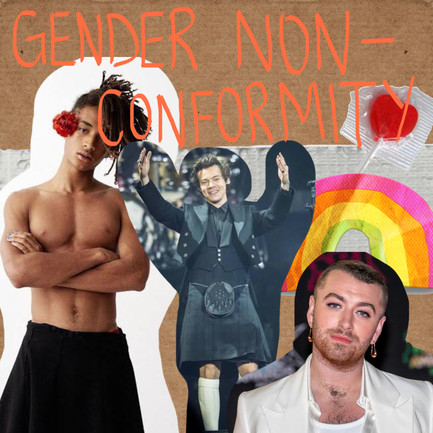 Gender Nonconformity in the Fashion Industry