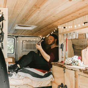"""BAND AID: Andrew Holmes Fits a Lifelong Journey into His New Record """"Garden"""""""