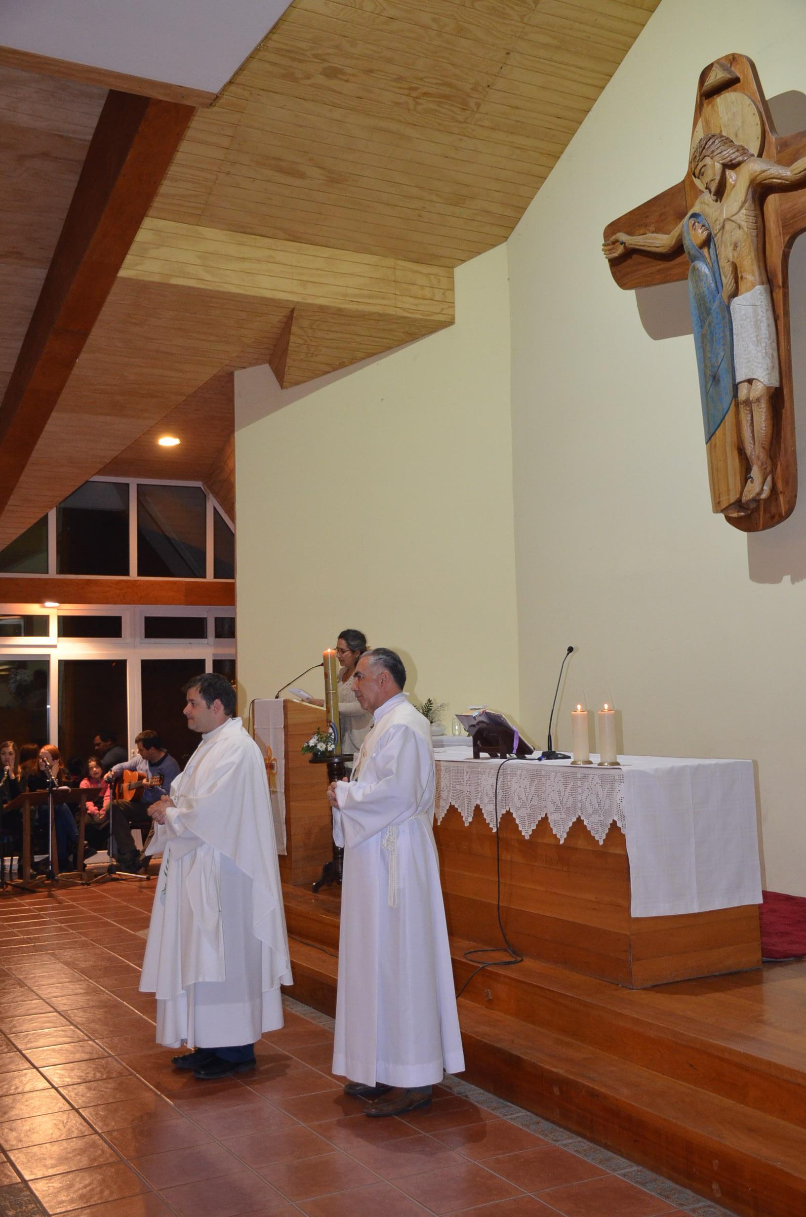 Despedida padre Raimundo