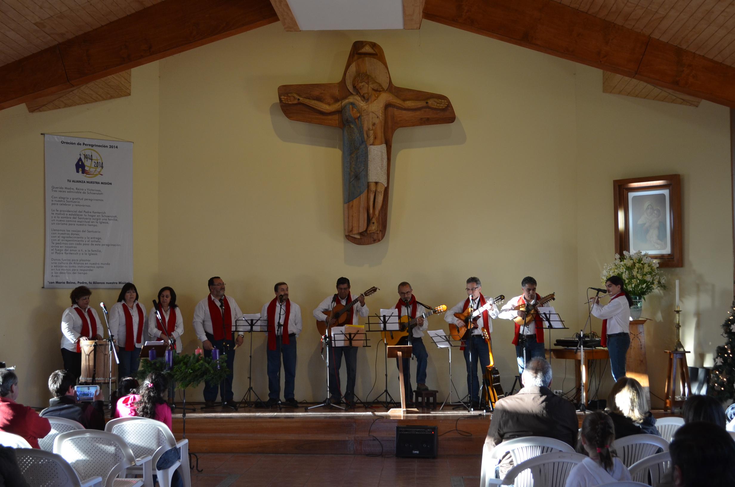 Cantata al Niño Jesús