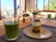 Casa HolaJasmin desayuno saludable