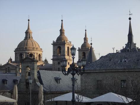 Schloss- und Klosteranlage El Escorial