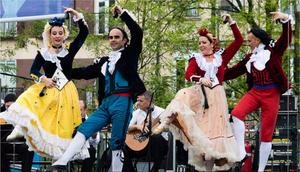San Isidro Fest Goyescos