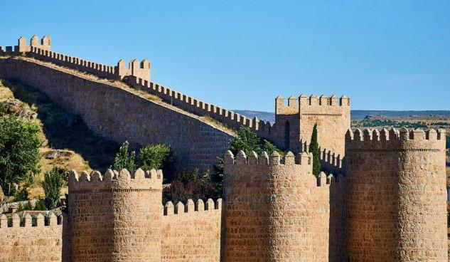 Àvila muralla
