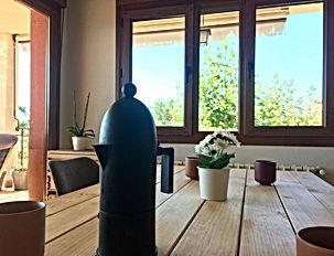 Casa HolaJasmin desayuno