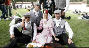 San Isidro Fest Chulapos