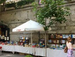 Büchermarkt San Lorenzo de El Escorial HolaJasmin Spanischunterricht