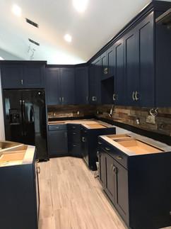 Custom Coastal Blue Kitchen.jpg
