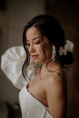 Bridal shoot for uniquehomestays