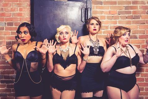 Bust 'EM Up Burlesque