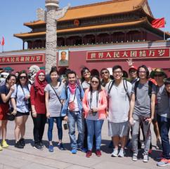 Office trip to Beijing