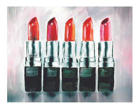 Lipstick March