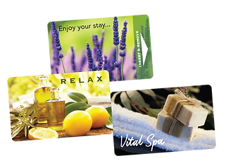 PLI Key Card Aromatherapy/Scented Side Image