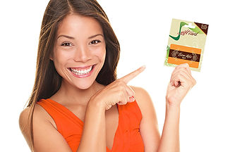 PLI - Holding a Gift Card