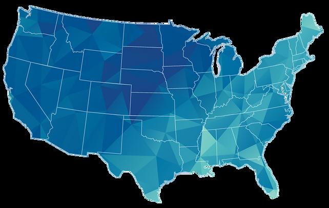 PLI Locations Map